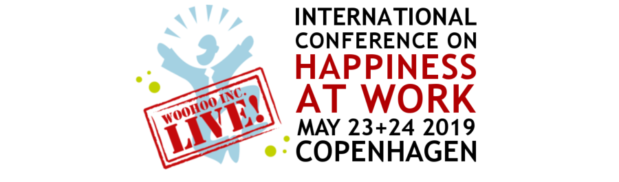 Woohoo inc International Conference on Happiness at Work 2019