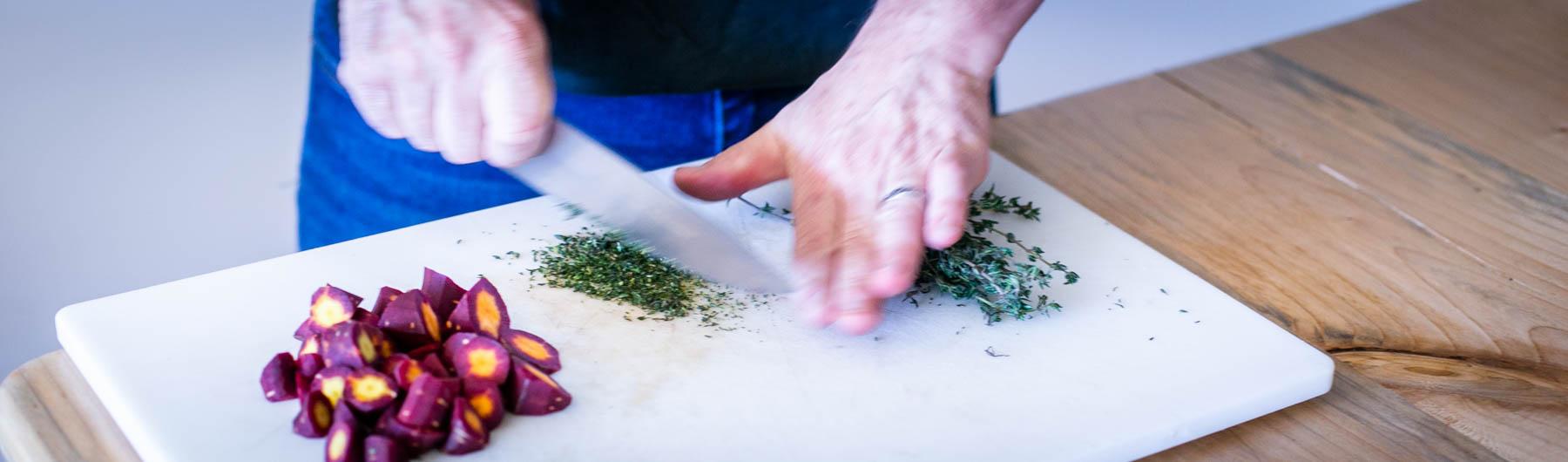 Cooking 101: Vegetables