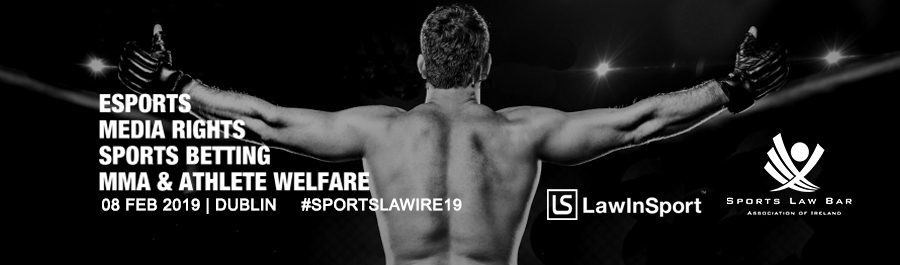 Sports Law Ireland Conference 2019