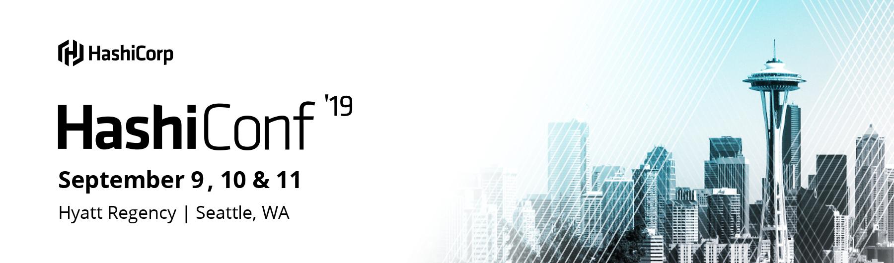 HashiConf US 2019