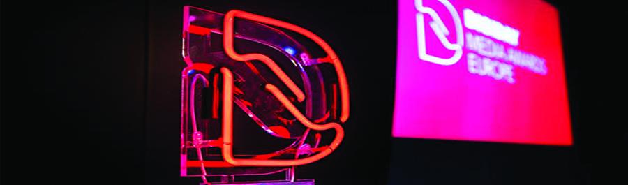 Digiday Media Awards Europe Gala, May 2019