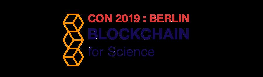 Blockchain For Science Con 2019 - NEW DEALS