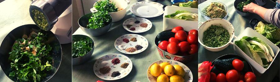 Secretos de Chefugee Curso de Cocina SIRIA