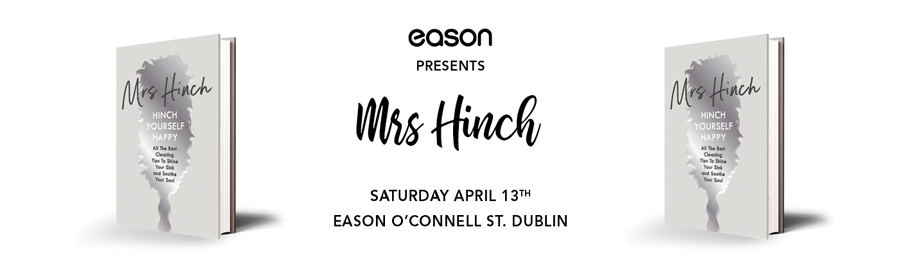 Eason Presents : Mrs Hinch