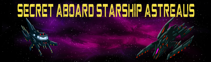 Secret Aboard Starship Astraeus- C2E2