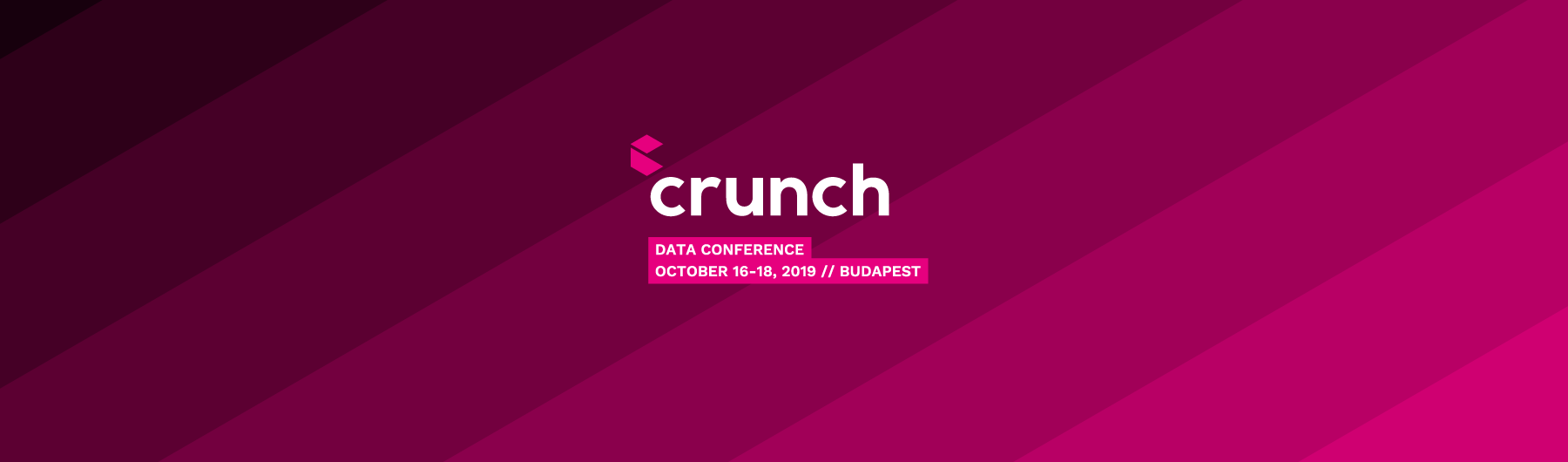 Crunch Conference 2019