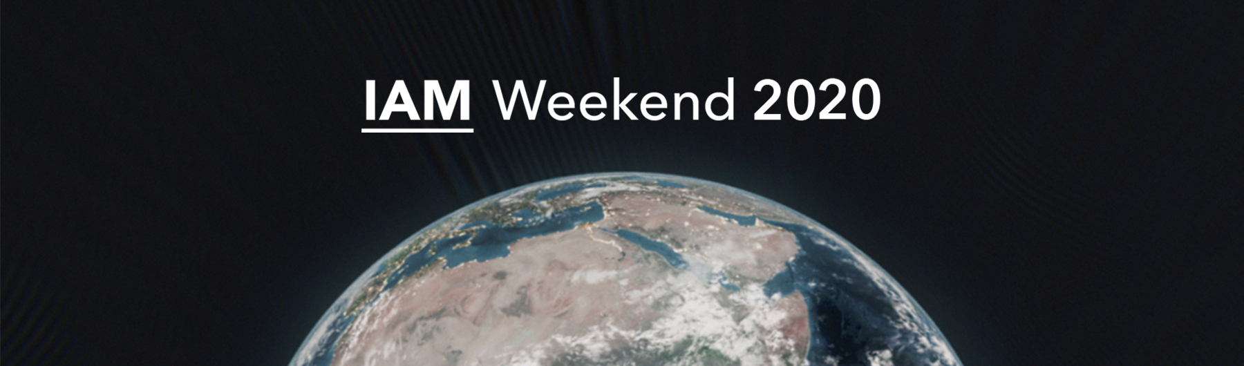 IAM Weekend 2020