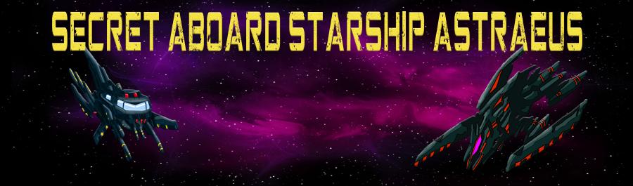 Secret Aboard Starship Astraeus - ACEN