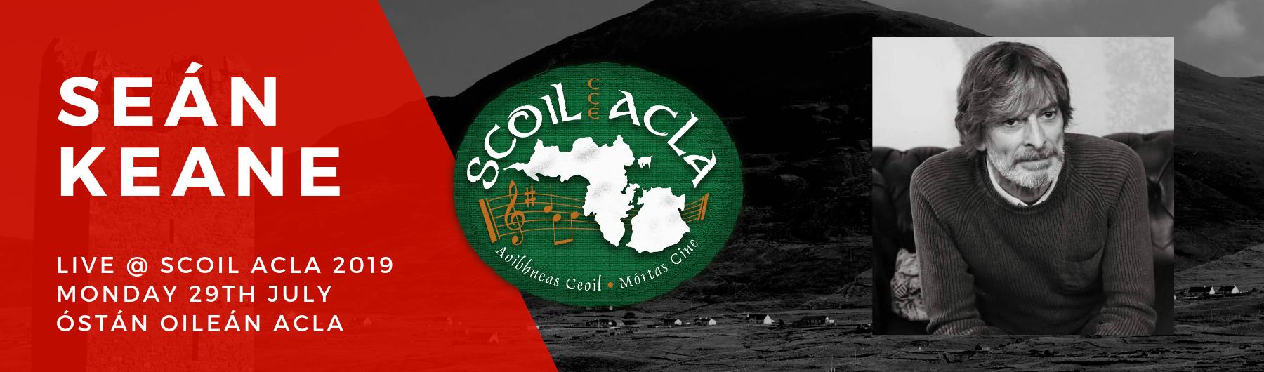 Seán Keane Live @ Scoil Acla