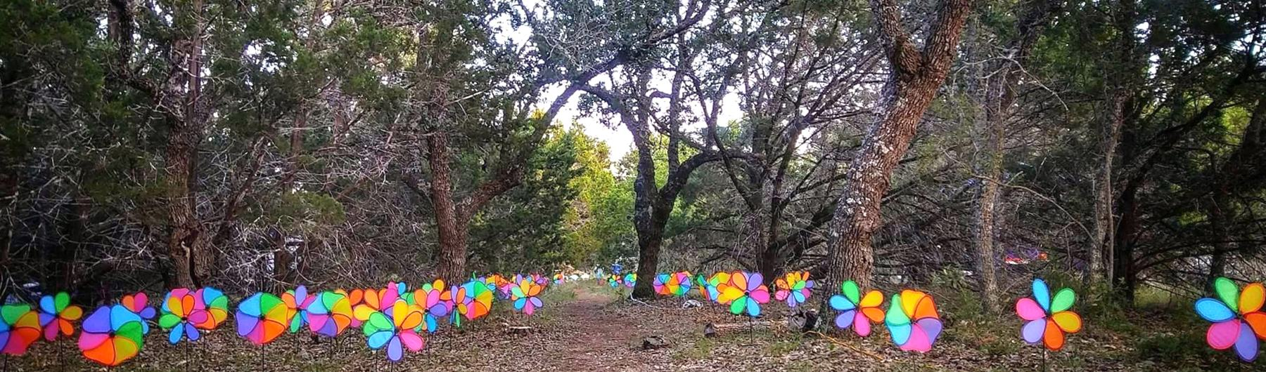 Austin Radical Faerie Camp -> 2021
