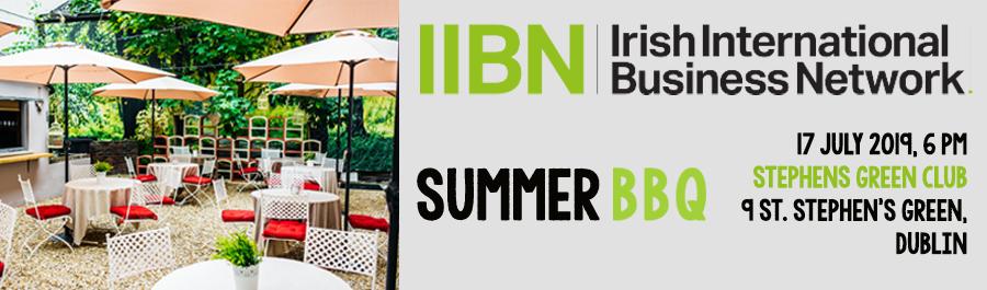 IIBN Dublin Summer BBQ