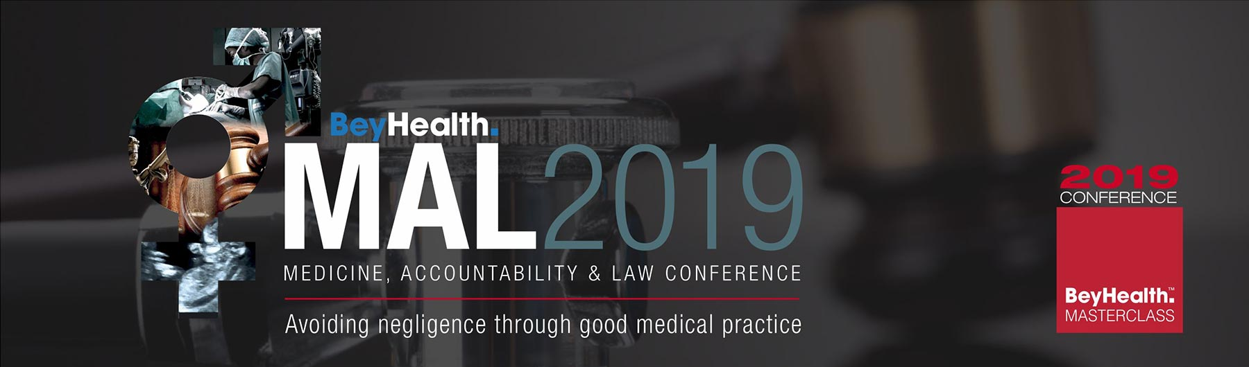 MAL 2019 - Medicine, Accountability  & Law