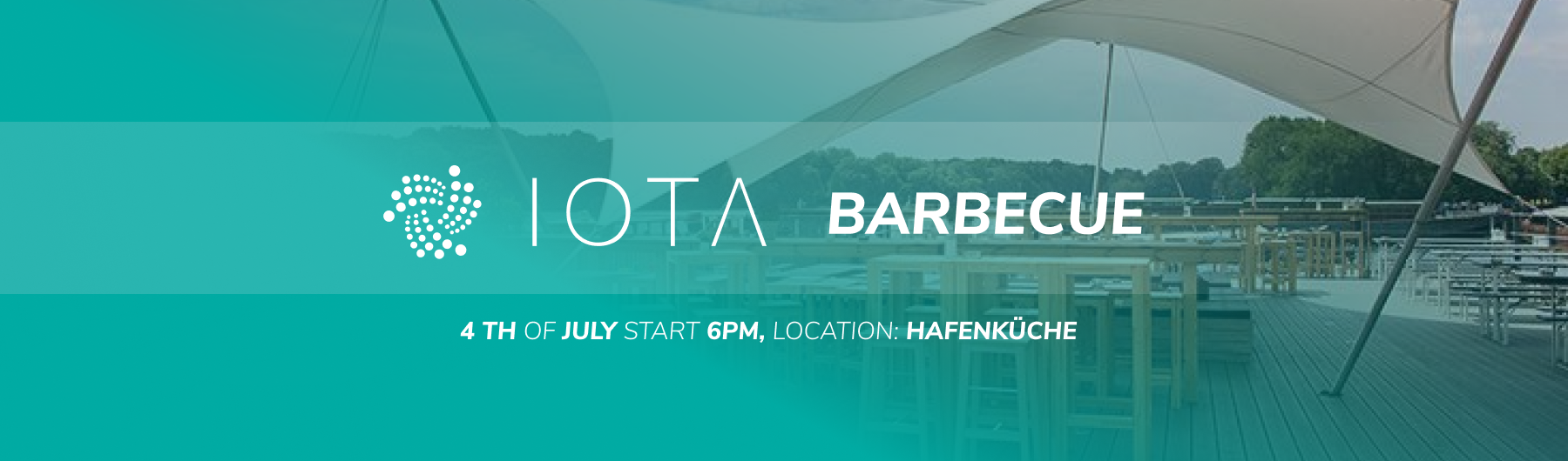 IOTA Barbecue - how Distributed Ledger Technology shapes our future