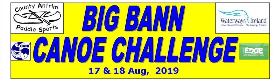 Big Bann Canoe Challenge 2019