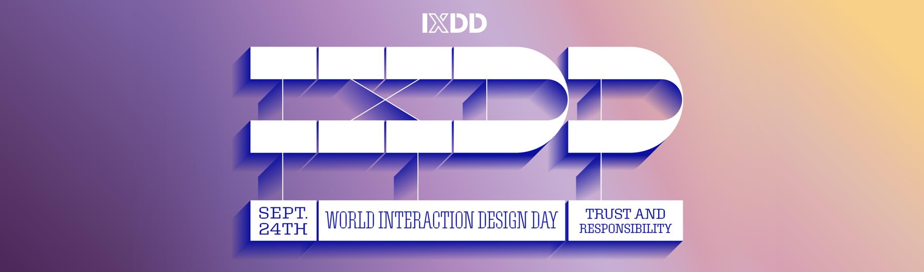 World Interaction Design Day 2019