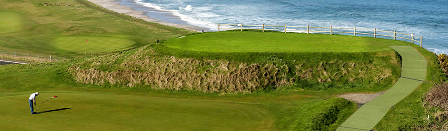 Causeway Coast Golf Tournament 2020