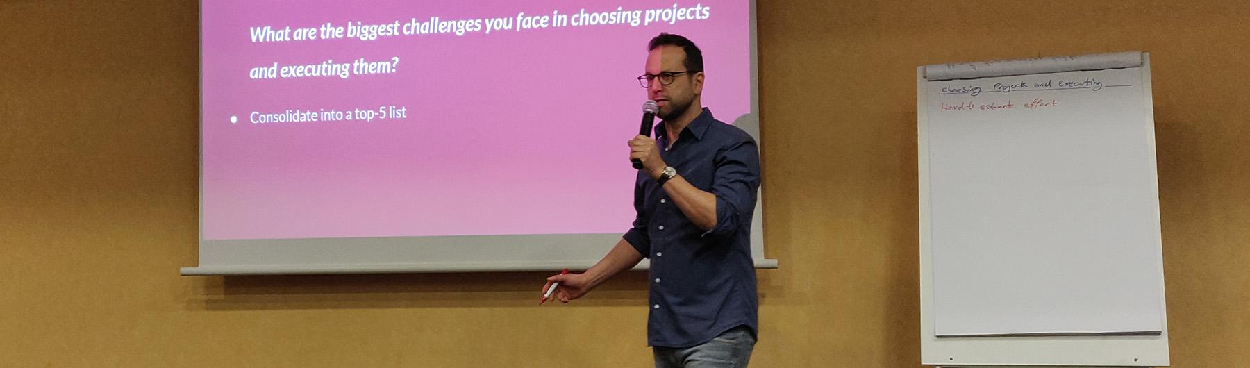 2-day Lean Product Management workshop (Barcelona)