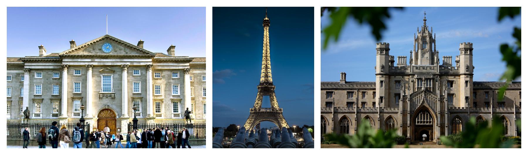 Alumni Challenge Debate in Paris – Trinity vs Cambridge