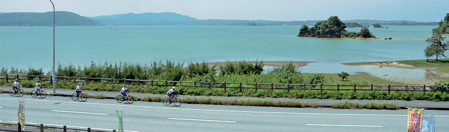 Cycling in Okinawa | 5:30pm 19th Oct