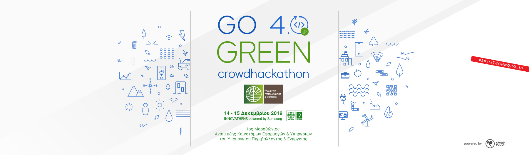 GO 4.0 Green crowdhackathon