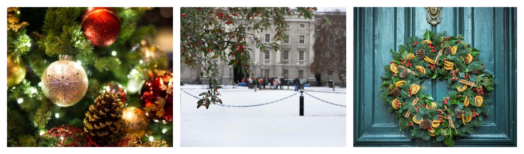 Christmas Commons for Alumni & Friends - 11 December 2019