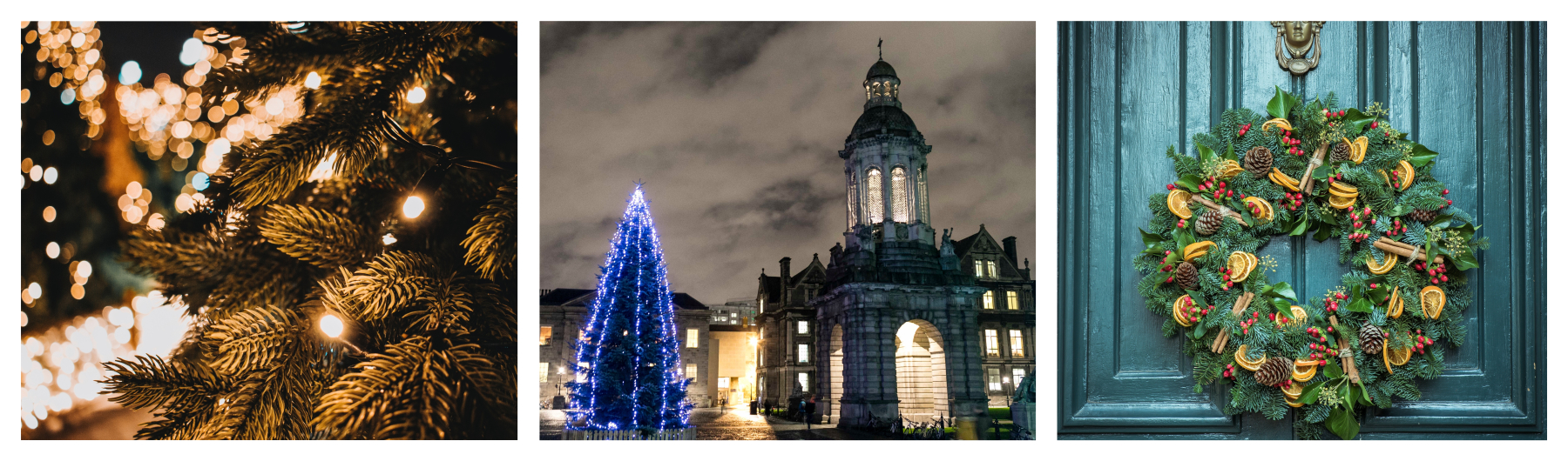 Christmas Commons for Alumni & Friends - 17 December 2019