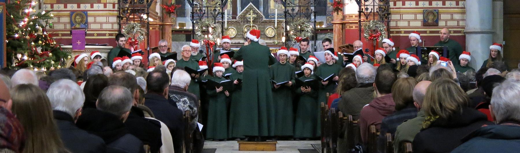 Carols and Festive Readings (15 December)