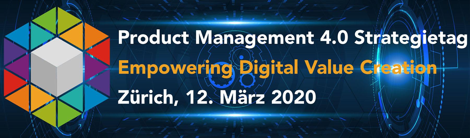 Product Management 4.0 Strategietag 2020