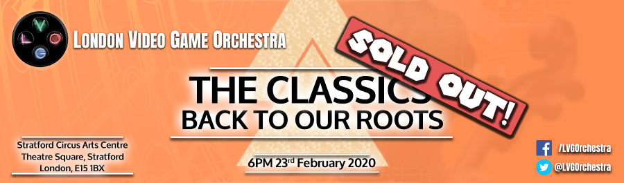 LVGO February Concert - The Classics, Back to our Roots - 23 February, 6pm