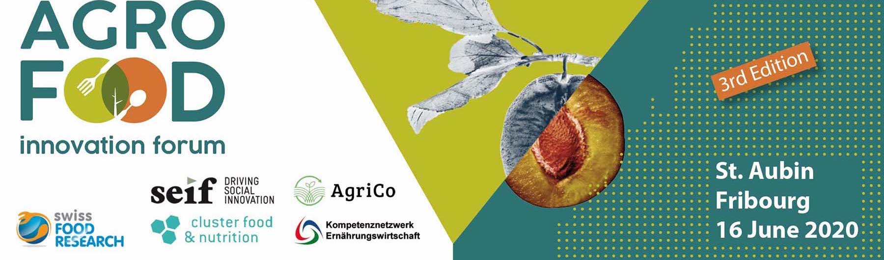 3rd Agro-Food Innovation Forum