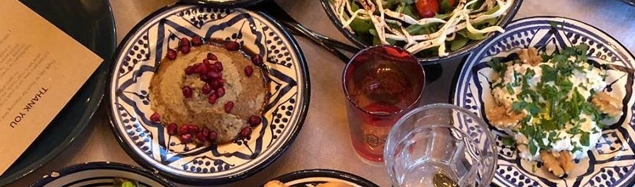 Imad's Syrian Kitchen February/March 2020