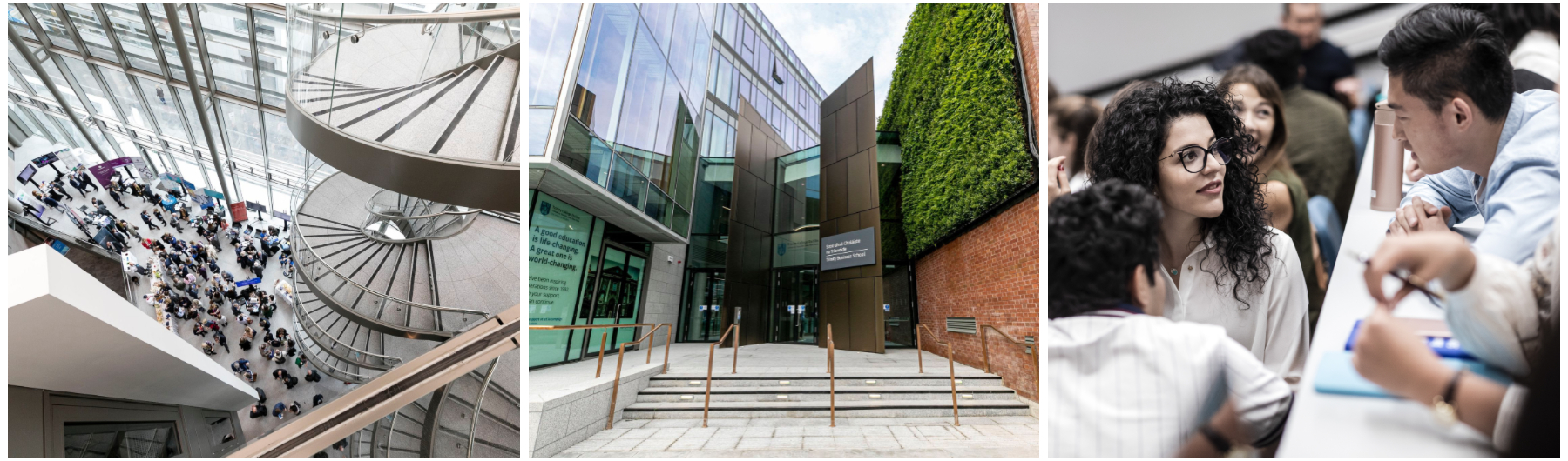 Trinity Business School Masters Open Evening, February 20th