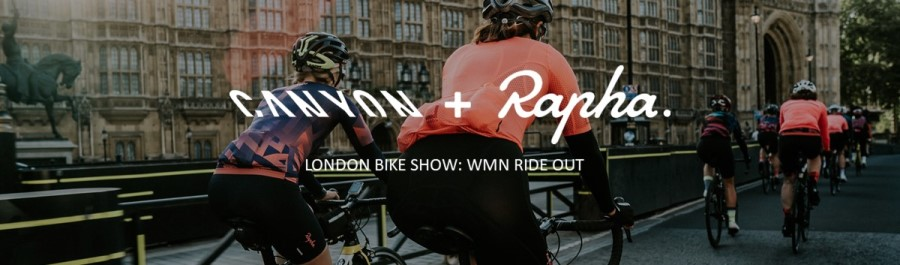 London Bike Show - WMN's Ride Out