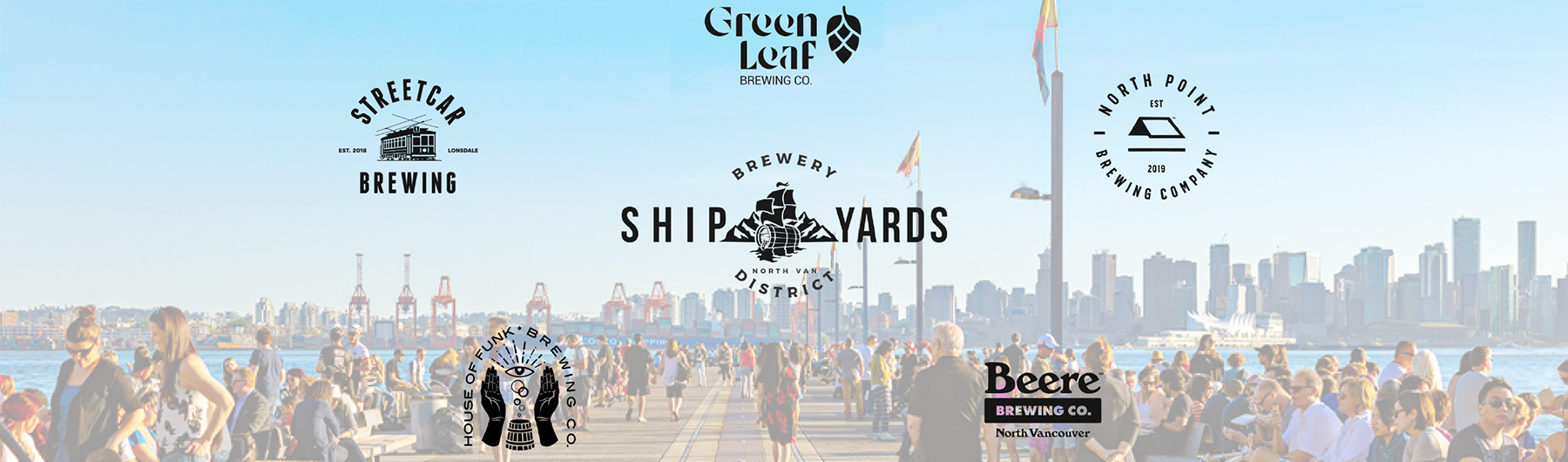 Shipyards 2020 Family Day Brewery Crawl