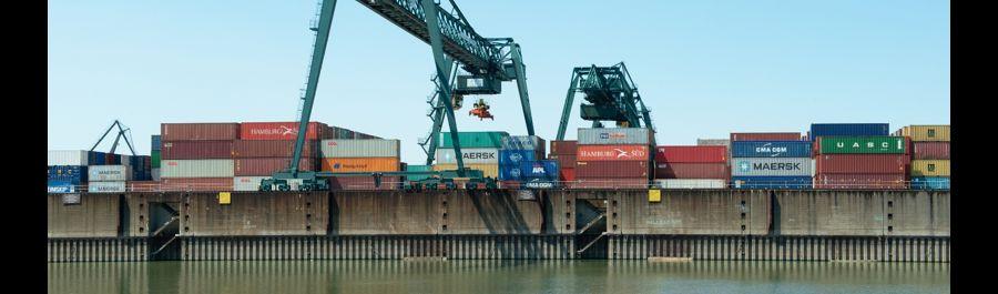 Heidewitzka Hafenrundfahrt, 11 - 14 Uhr (Check-In: 10.45 Uhr), am Konrad Adenauer Ufer: Anleger 13