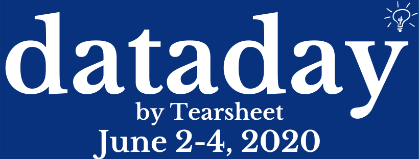 Tearsheet's DataDay Conference 2020