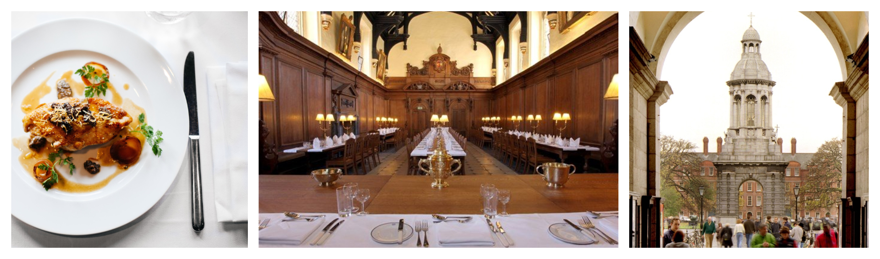 TCD Alumni Oxford Chapter – Annual Alumni Lunch