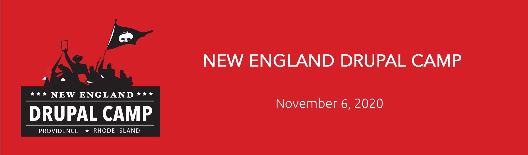 New England Drupal Camp Registration 2020