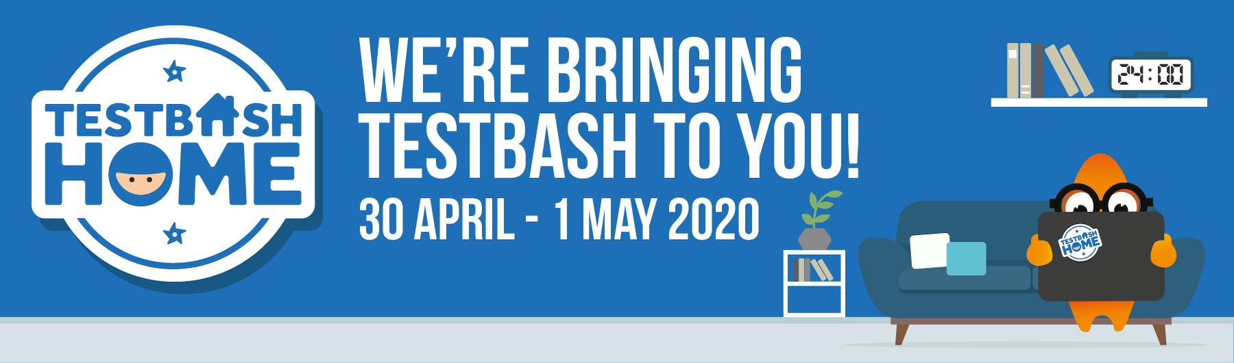 TestBash Home 2020