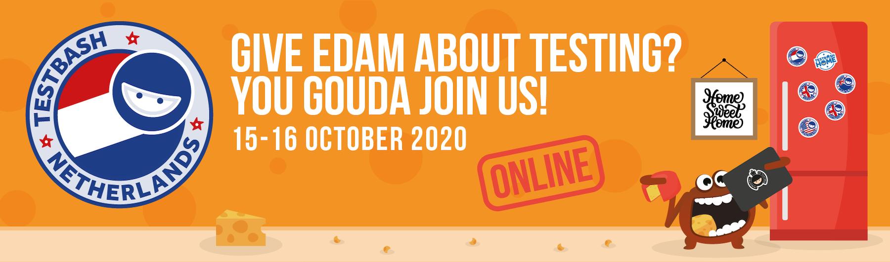 TestBash Netherlands Online 2020 - Workshops Day