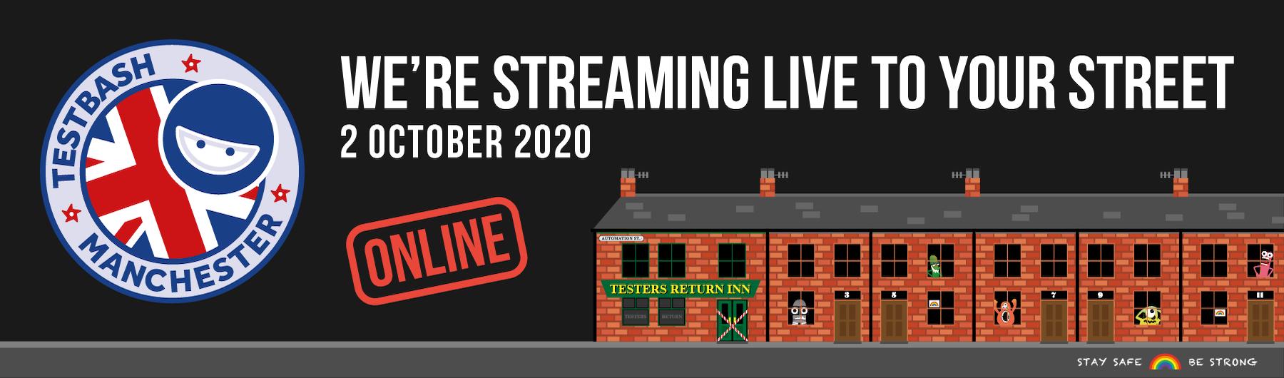 TestBash Manchester Online 2020