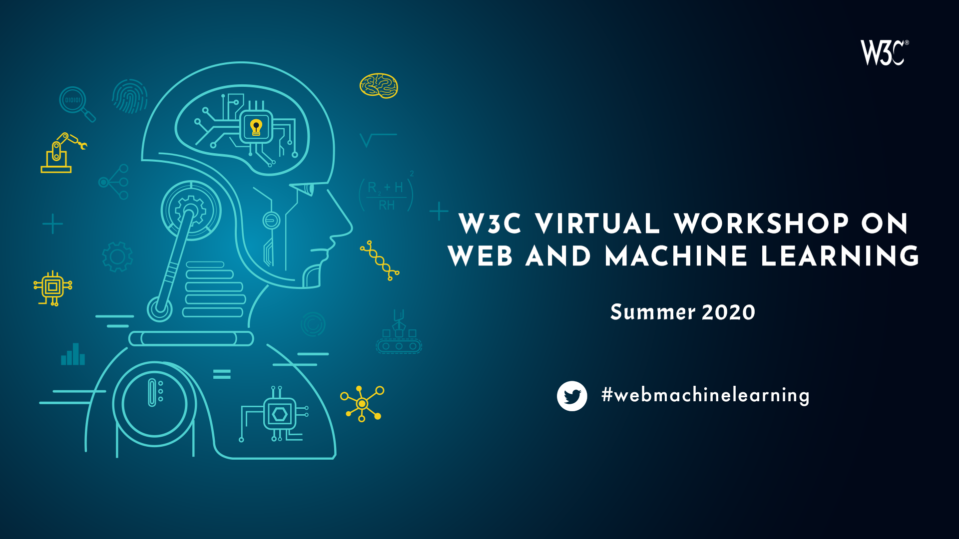 W3C Workshop on Web and Machine Learning (virtual)