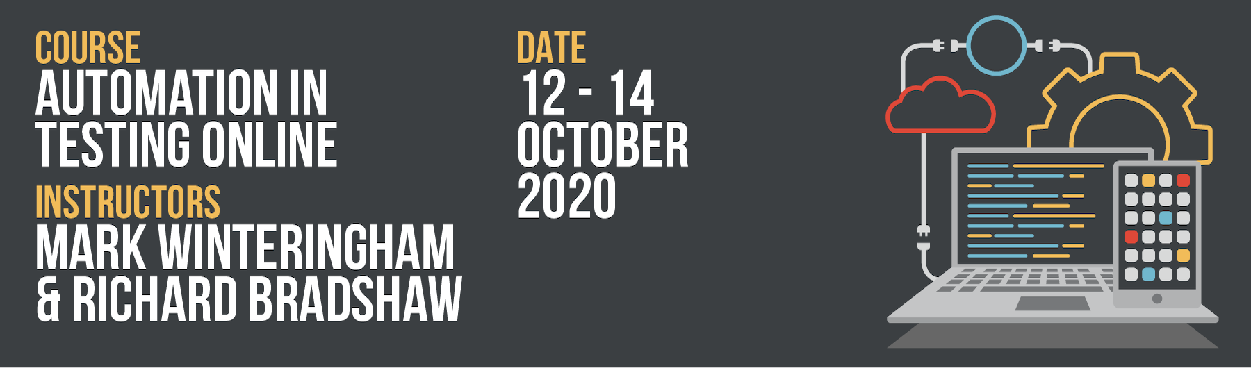 Automation in Testing Online October 2020