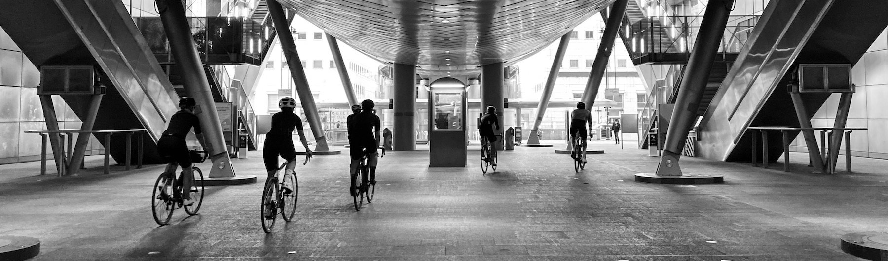 Rapha Pop-Up Reuters Plaza –Canary Wharf –Workshops