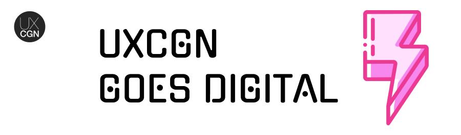UXCGN39 goes DIGITAL