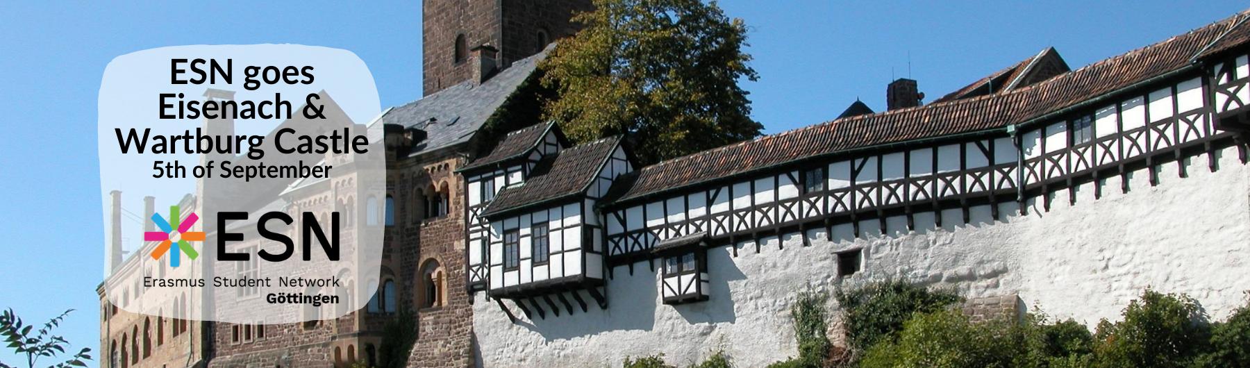 ESN goes Eisenach & Wartburg Castle