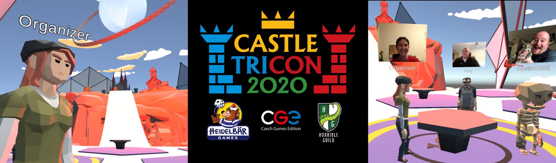 Castle TriCon 2020