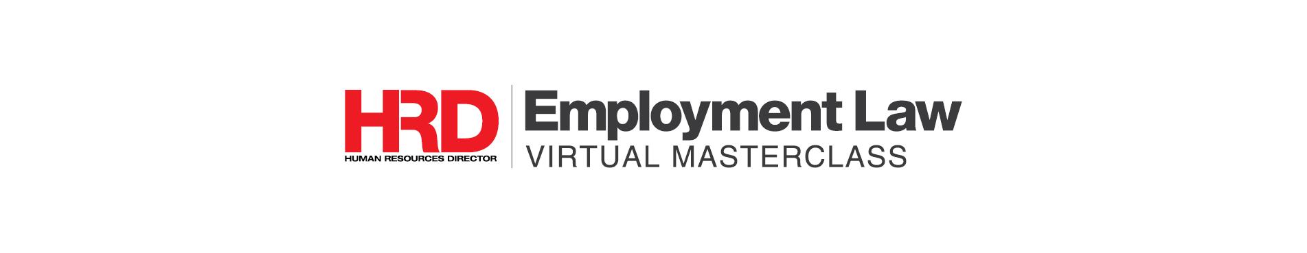 HRD Employment Law Virtual Masterclass