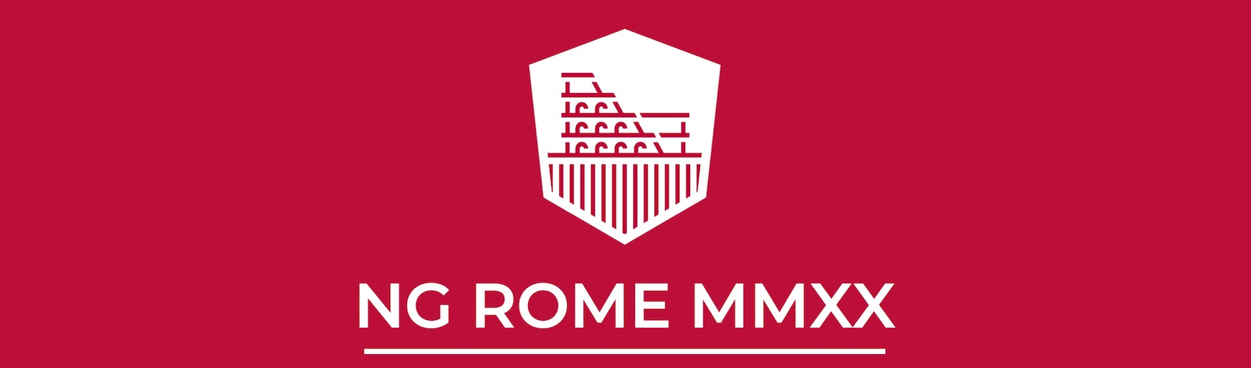 NGRome Conf MMXX Online 20th October 2020