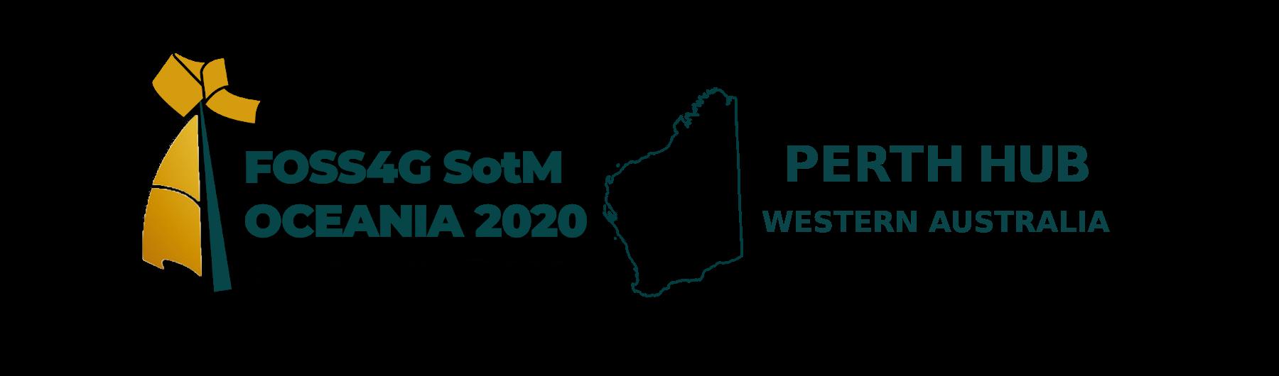 FOSS4G SotM Oceania 2020 - Perth Hub